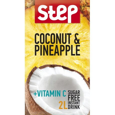 KENDY STEP GUSTO COCCO ED ANANAS