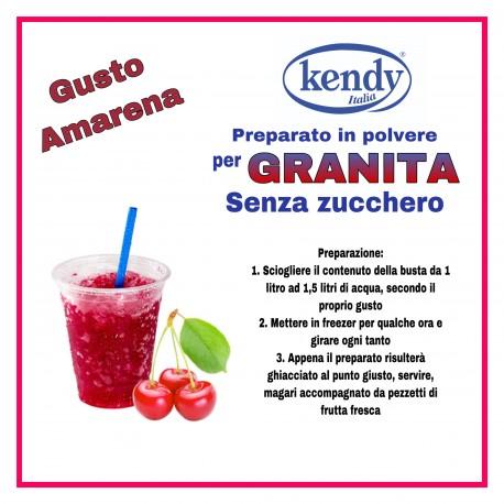 KENDY GRANITA FRUTTI DI BOSCO