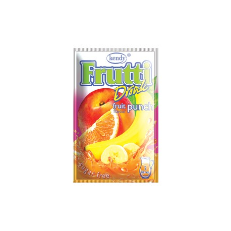 KENDY FRUTTI GUSTO FRUIT PUNCH