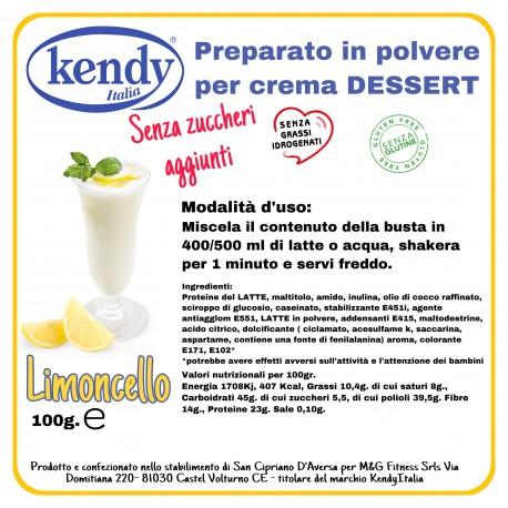 KENDY CREMA DESSERT LIMONCELLO