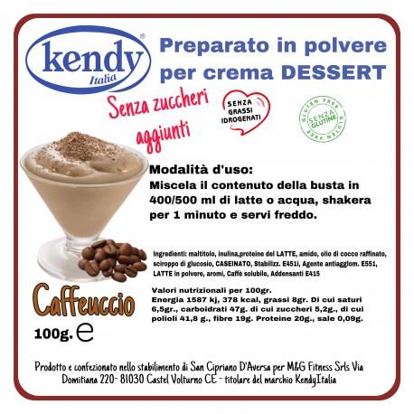 KENDY CREMA DESSERT CAFFE