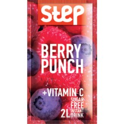 KENDY STEP GUSTO BERRY PUNCH